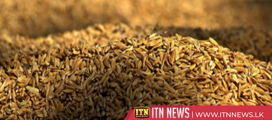 Gazette notification increasing the price of paddy will be submitted to the Cabinet tomorrow