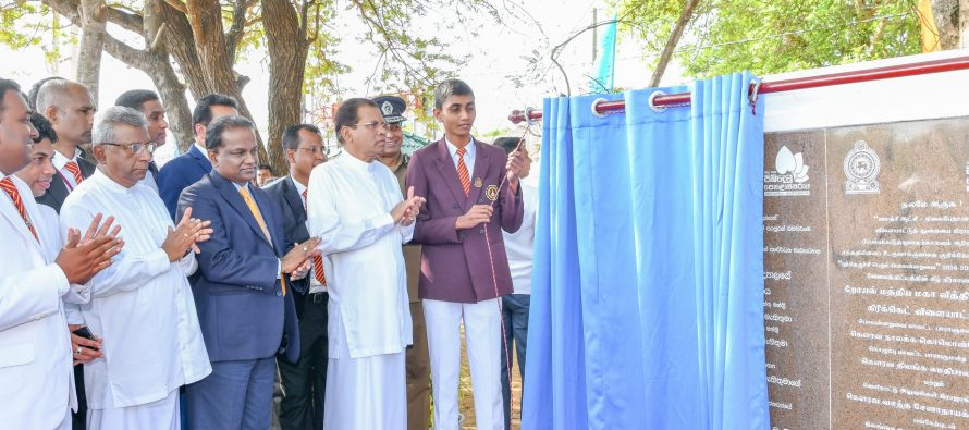 Sixty projects launched under Pibidemu Polonnaruwa vested in the public