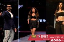 Bollywood lights up fashion show in Mumbai