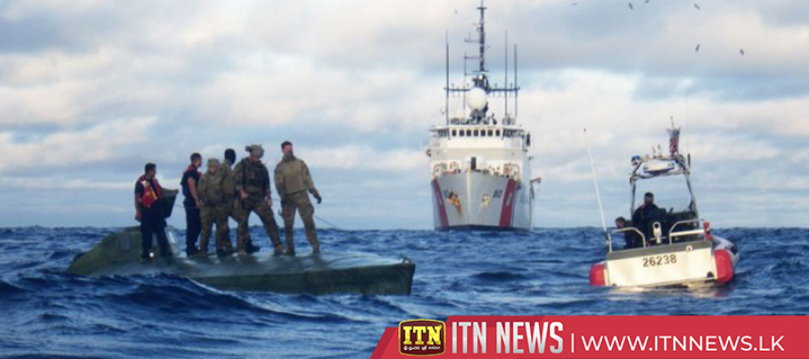Mexican navy seizes boat transporting drugs