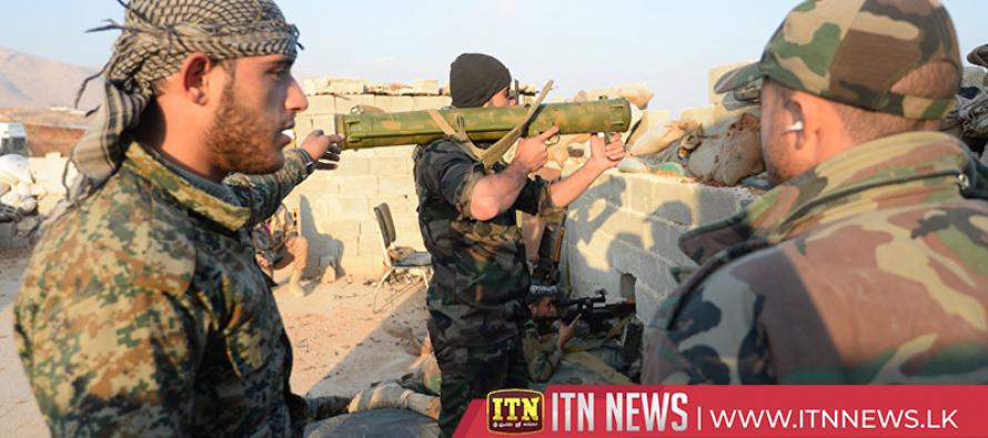 Syrian army battle militants in Sweida – military media