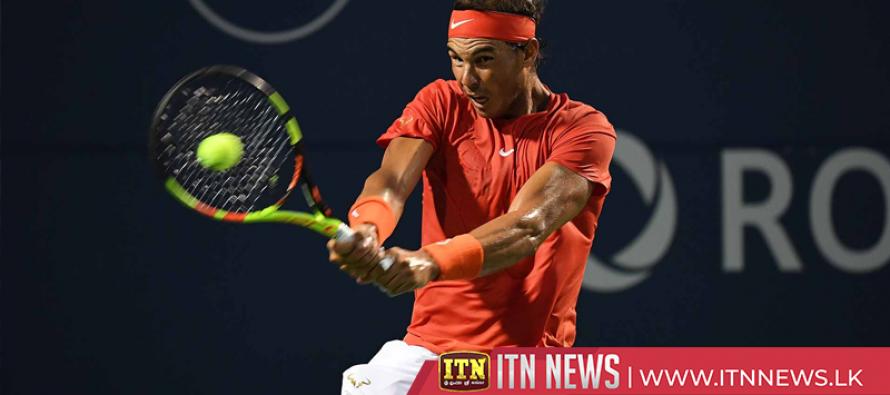 Nadal beats Wawrinka to reach Rogers Cup quarter-finals