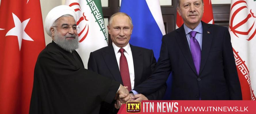 Russia and Iran keen to avoid bloodbath in Syria's Idlib, U.N. says