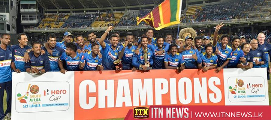 Sri Lanka wins low scoring thriller at Khettarama