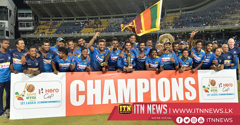 Sri Lanka wins low scoring thriller at Khettarama