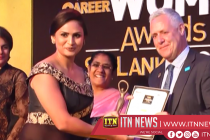 Sithara Kaluarachchi bags award for best female professional in electronic media