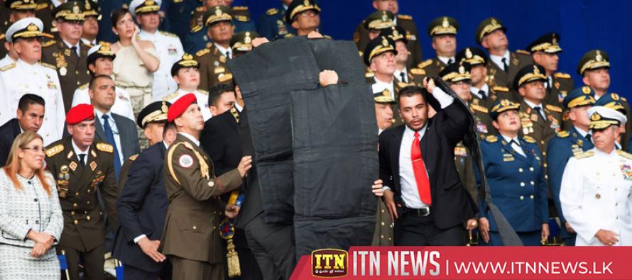 Venezuela President Maduro 'survives drone attack'
