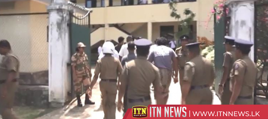 Suspects who assaulted wildlife officers remanded