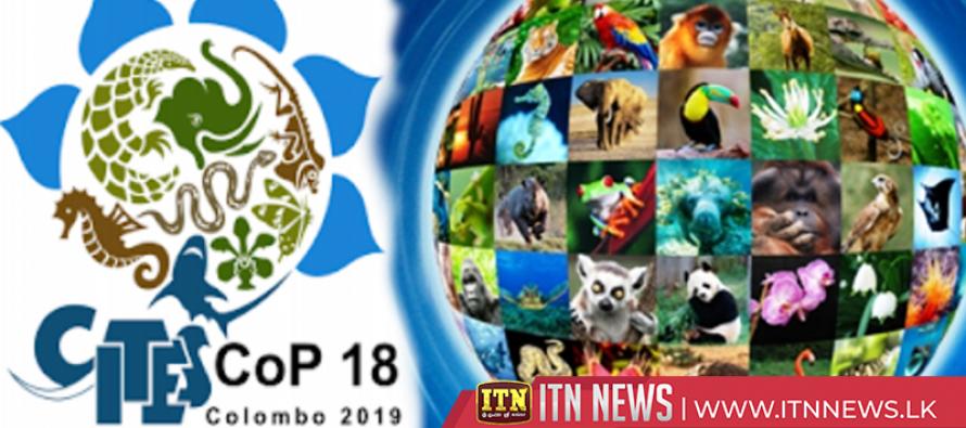 International CITES Summit in Sri Lanka next year