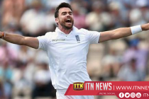 Anderson's magic blows India away
