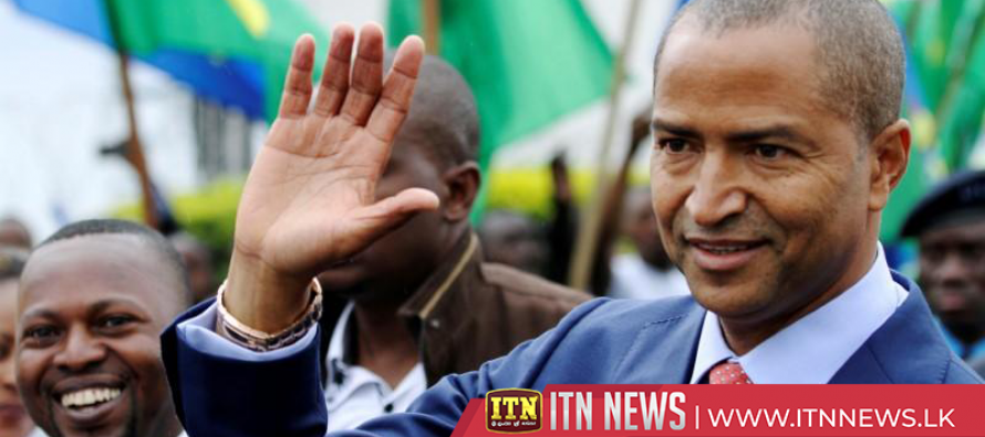 Exiled Congo opposition leader Katumbi to return home for presidential bid