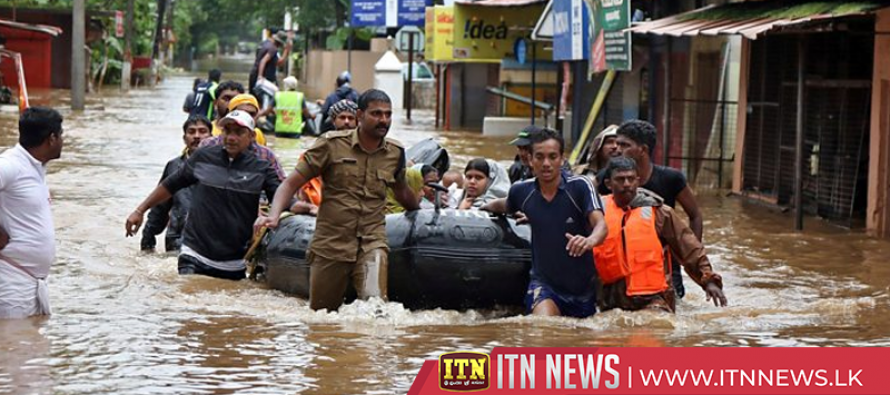 Town in India's Kerala devasated by floods, chief minister says rescue operation nearly over