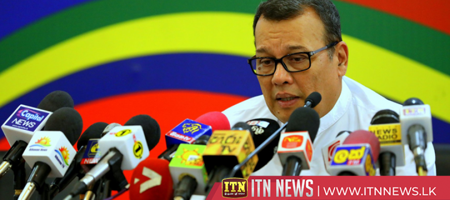 Minister Mahinda Samarasinghe refers to a possibility of amending the Singapore Agreement