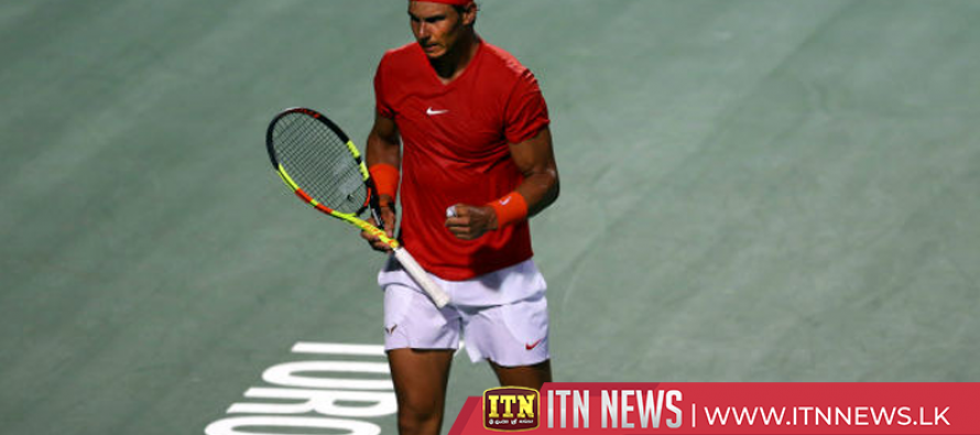 Top seeds Nadal and Zverev advance at rainy Rogers Cup, Thiem ousted