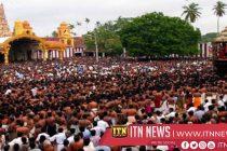 நல்லூர் கந்தசுவாமி ஆலய வருடாந்த திருவிழா நாளை கொடியேற்றத்துடன் ஆரம்பம்