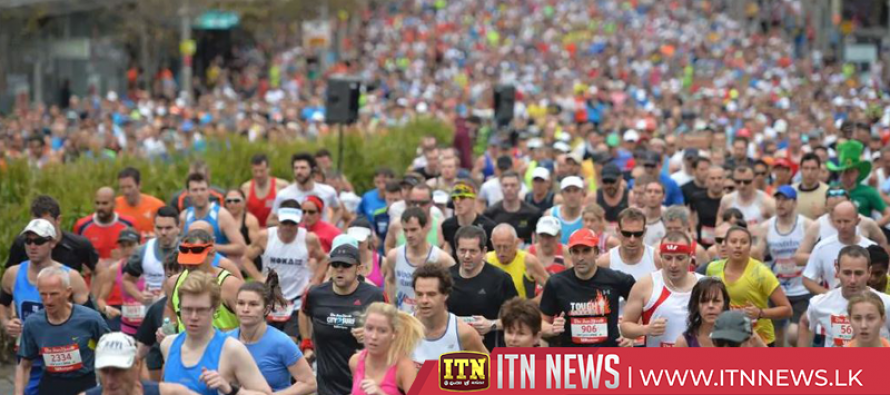 More than 80,000 runners take part in Sydney's annual City2Surf race