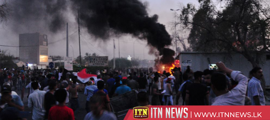 Five protesters killed in Basra in second night of clashes with security forces