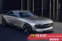 Peugeot Reveals e-Legend All-Electric Concept