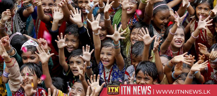 ITN's World Children's Day programmeat Mahaweli Grounds in Welioya next month