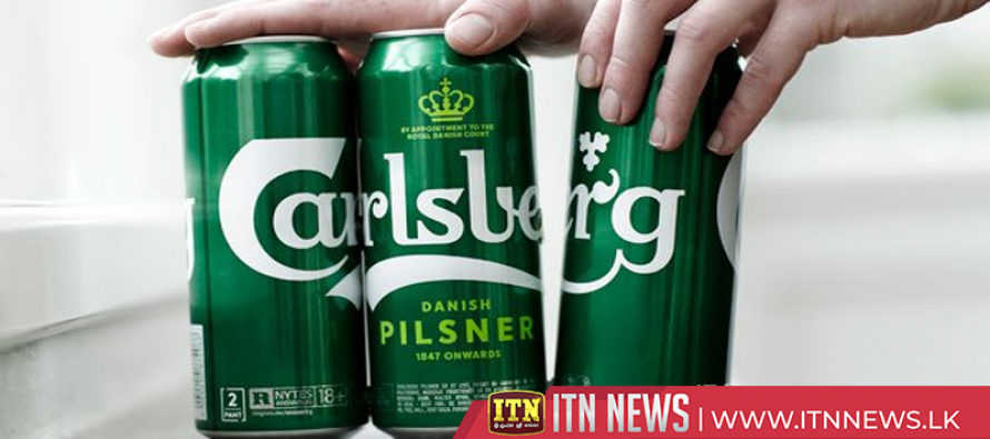 """Carlsberg launches world-first """"Snap Pack"""" to fight plastic waste"""