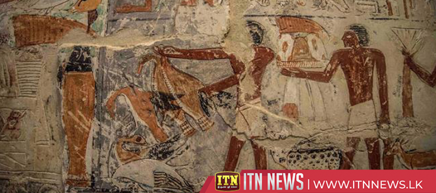 Egypt opens 4000-year old tomb to the public