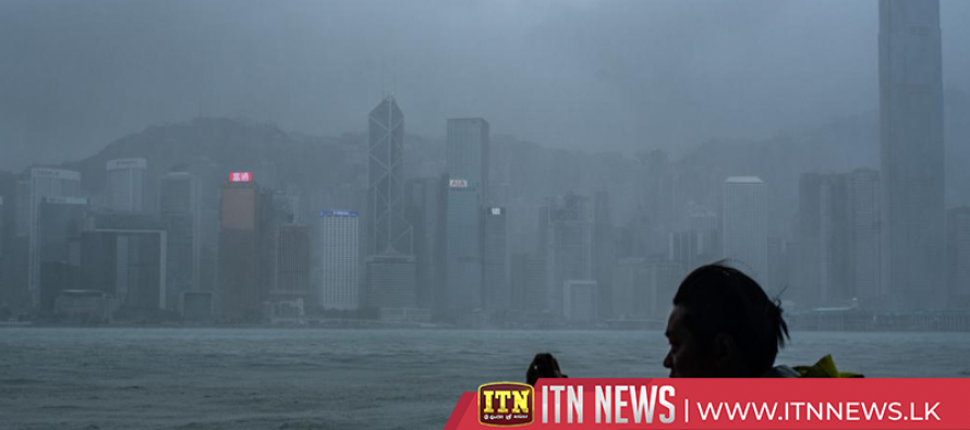 Hong Kong issues highest alert as Super Typhoon Mangkhut closes in