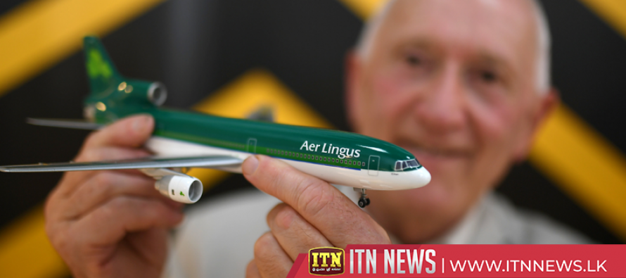 Irishman donates world's largest model aircraft collection