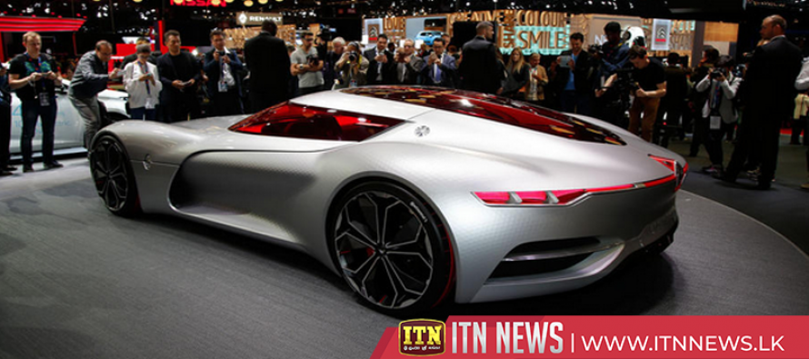 Paris auto show: 120 years of automobile innovation