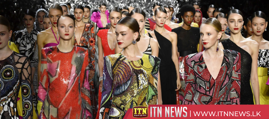 Naeem Khan predicts a bold and colorful spring with his new collection