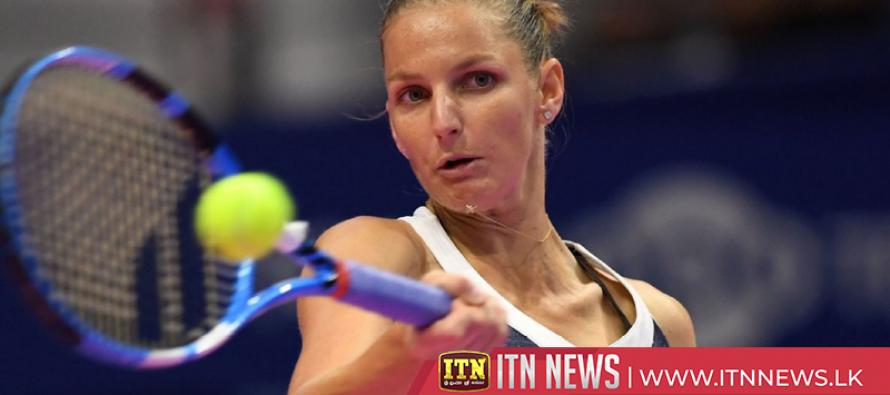 Pliskova beats Osaka in Pan Pacific final