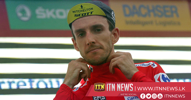 Yates stays strong to increase Vuelta lead