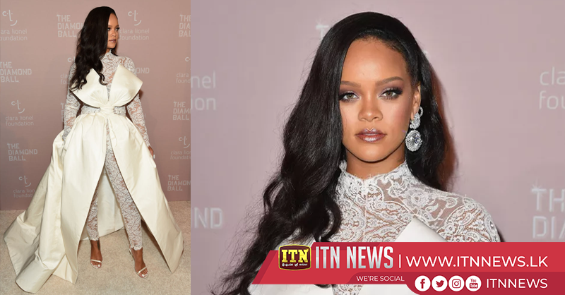 Rihanna hosts her 4th annual Diamond Ball