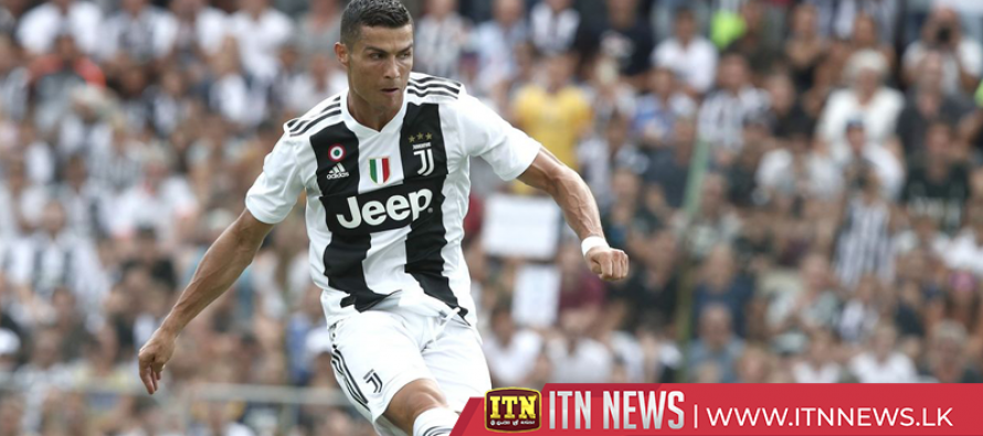 Ronaldo hits first goals for new club Juventus
