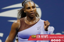 Serena Williams powers into her ninth U.S. Open final