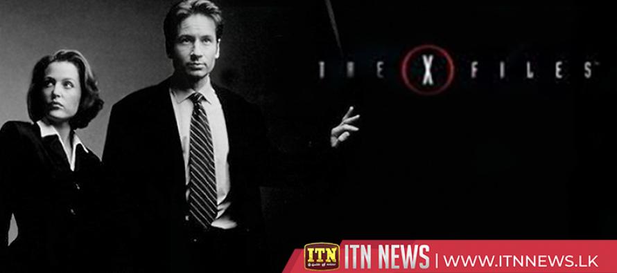 """කිසිදා අමතක නොවෙන """" X – Files """""""