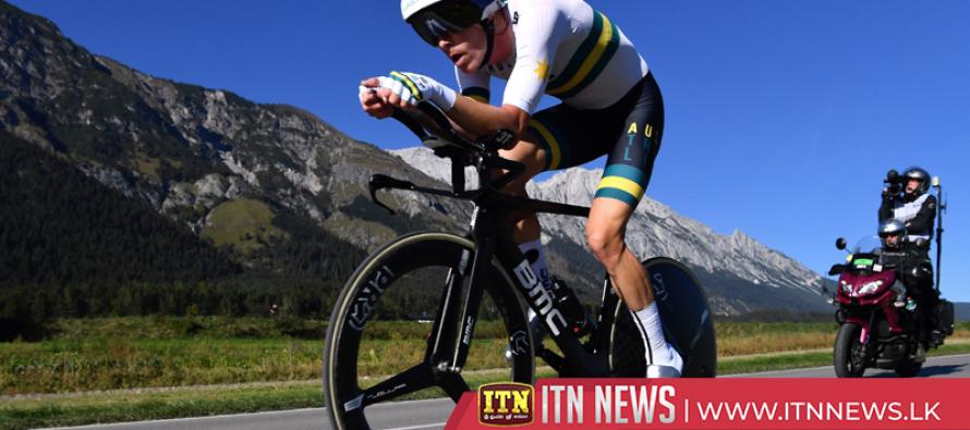 Dennis dominates Men's Elite Individual Time Trial in Austria