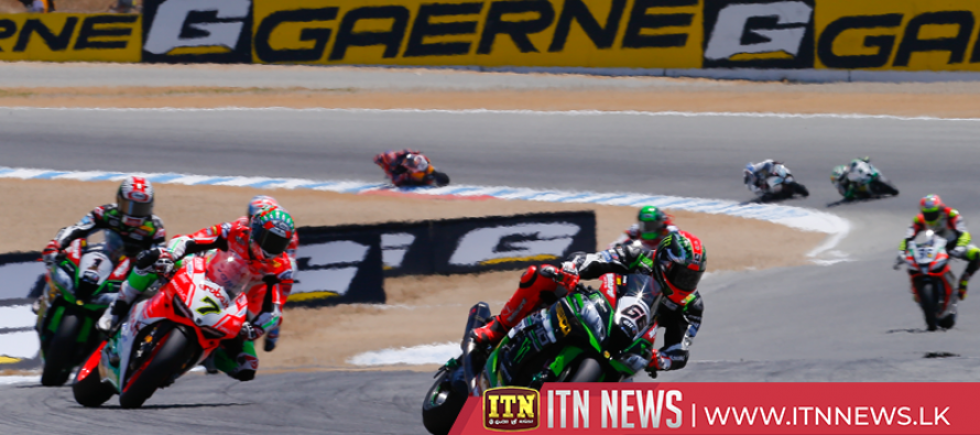 Rea wins first race in Portugal leg of Superbikes championship