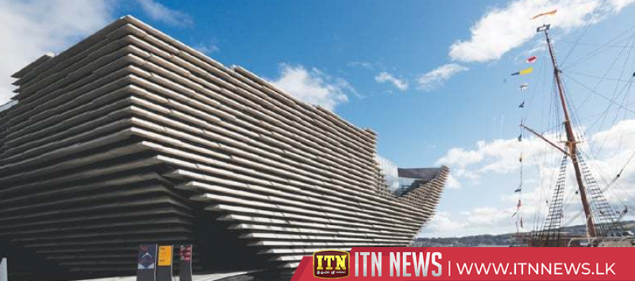 Bold V&A museum transforms Scotland's Dundee