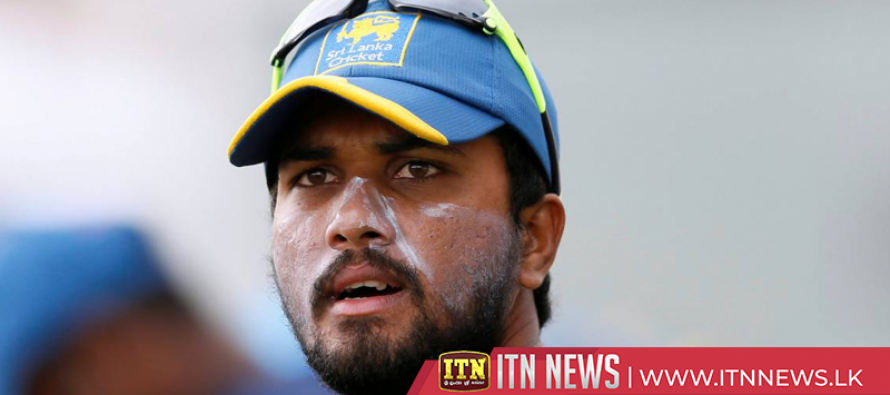 Dickwella replaces Chandimal in Asia Cup squad