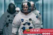 """First Man"" scheduled to be released next month"