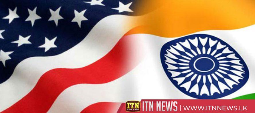 இந்தியா மற்றும் அமெரிக்காவுக்கிடையில் புதிய பாதுகாப்பு ஒப்பந்தம்