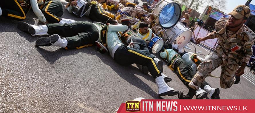 Iran parade gunmen wore 'fake military clothing', fired on women and children – eyewitness