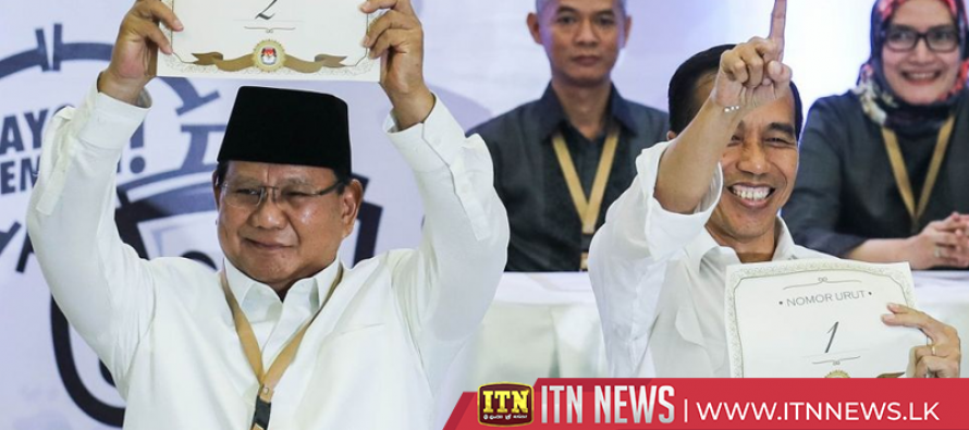 Candidates pledge clean campaign as Indonesia's election race kicks off