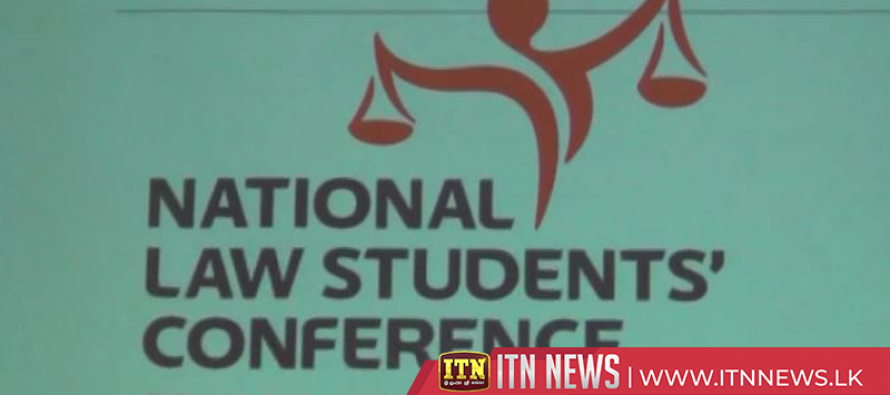 Law students Conference inaugurated