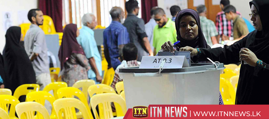 The Maldives presidential election will be held on September 23, 2018.