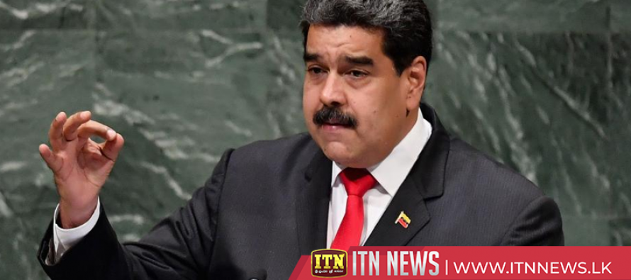 Maduro willing to 'shake hands' with Trump