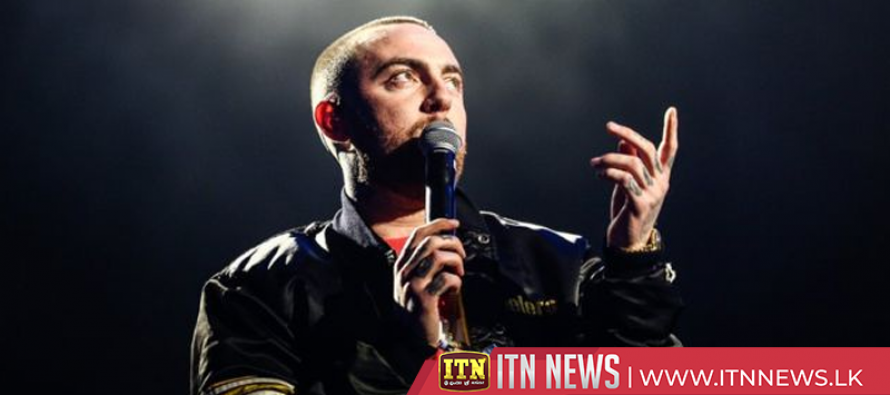 Tributes are being paid to dead rapper Mac Miller