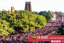 நல்லூர் கந்தசுவாமி ஆலயத்தின் வருடாந்த மகோற்சவம் இன்று காலை ஆரம்பமாகியது
