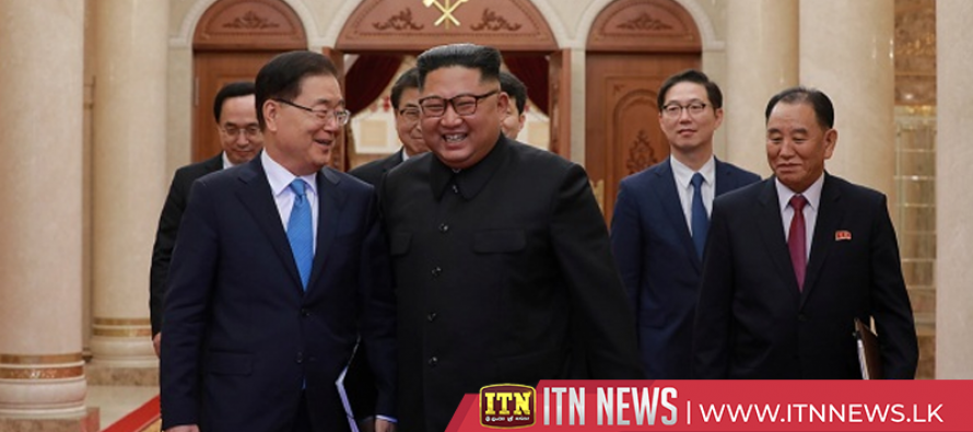File footage of previous inter-Korean summits ahead of Sept. 18-20 meeting