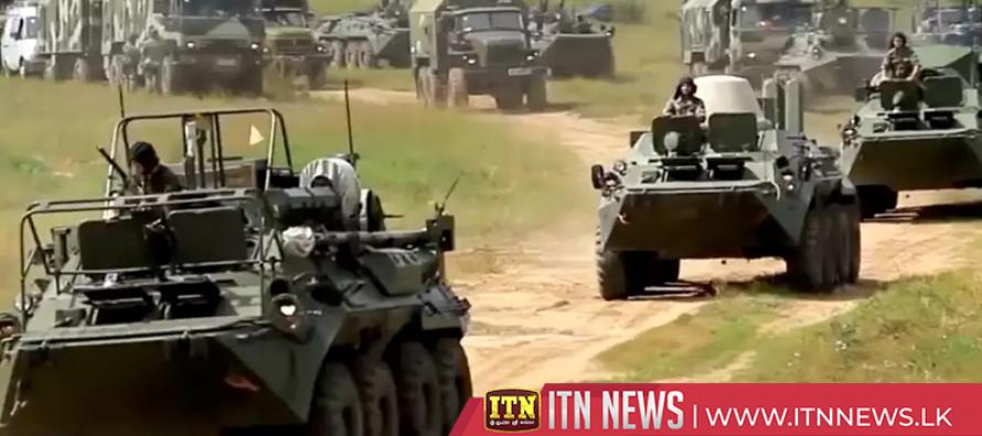 Russia's Putin attends biggest war games in Siberia